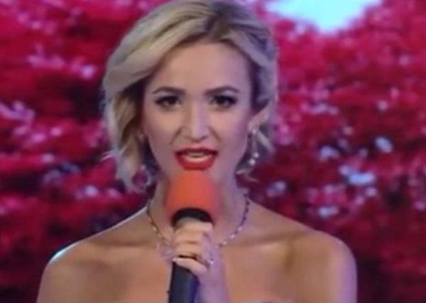 В финале конкурса Свадьба на миллион Ольга Бузова презентовала сольную песню