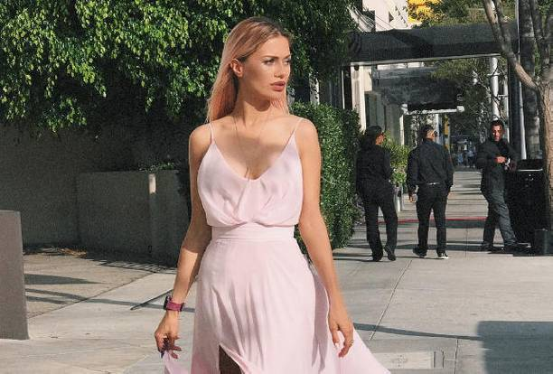 Виктория Боня спровоцировала слухи о беременности