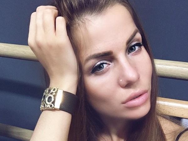 Саша Гозиас опозорилась перед своей дочкой