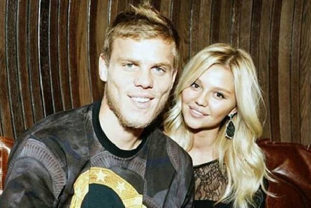 Женитьба Александра Кокорина официально подтвердилась