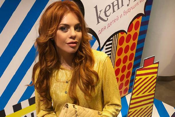 Анастасия Стоцкая пытается подзаработать на продаже своей одежды