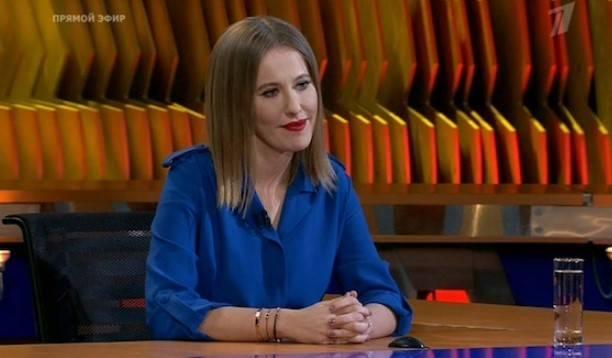 Ксения Собчак не сдержалась на откровенном интервью у Познера