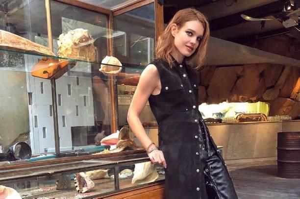 Наталья Водянова с ностальгией вспоминает новогодние праздники
