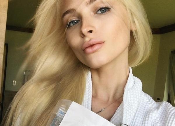 Жена Тимати Алена Шишкова изменила цвет глаз