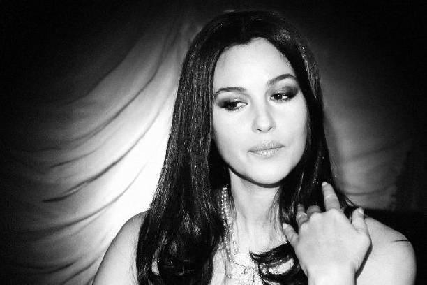 Моника Белуччи запомнилась страстным поцелуем с коллегой на Каннском кинофестивале