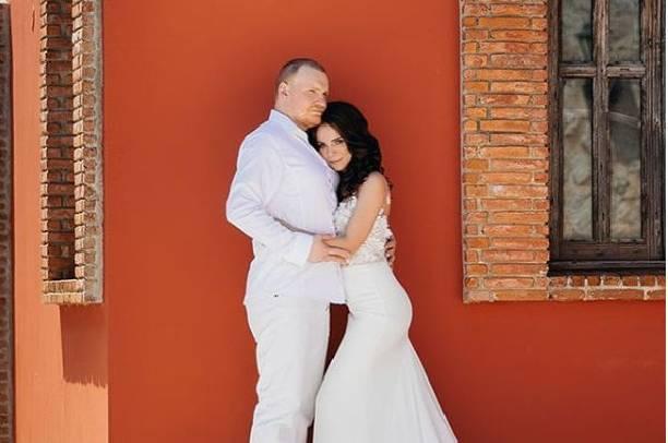 Сергей Сафронов сыграл тайную свадьбу с беременной возлюбленной