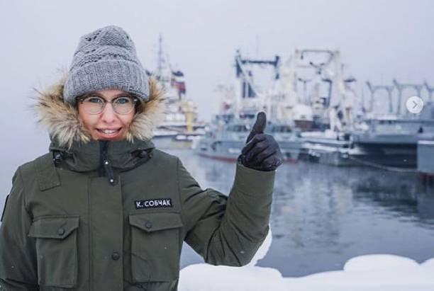 Ксения Собчак подверглась жесткой критике за безразличие к сыну