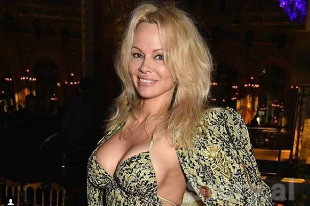 Памела Андерсон призналась, что благодаря Playboy стала более уверенной в себе