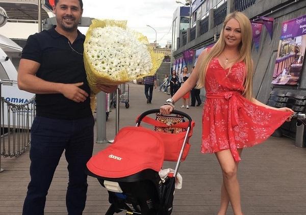 Дарья Пынзарь не справляется с трудностями воспитания младшего сына