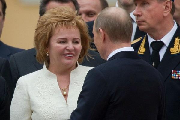 Появились доказательства нового брака Людмилы Путиной