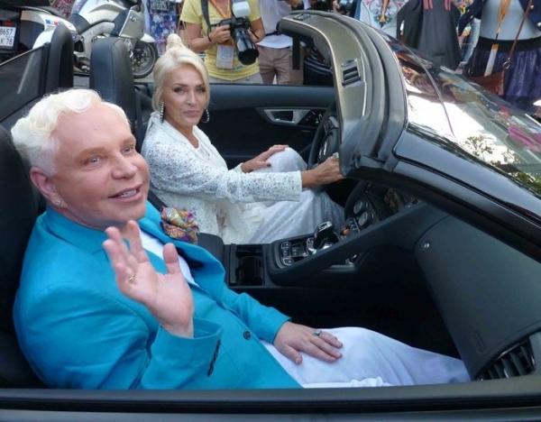 Борис Моисеев представил шедевральную музыкальную новинку «Тётя на Toyote»