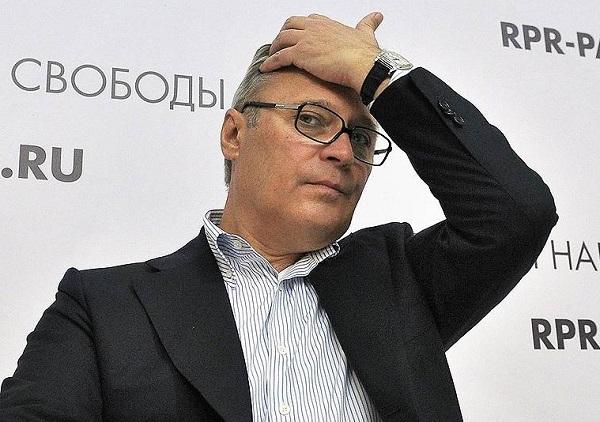 Рамзан Кадыров прокомментировал нападение на Михаила Касьянова, который получил в лицо тортом
