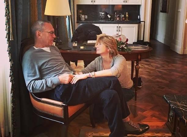 Юлия Высоцкая опубликовала фотографию дочки Марии
