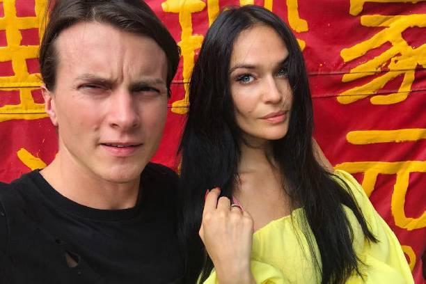 Алена Водонаева обустраивает квартиру своего жениха