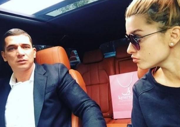 В отношениях Ксении Бородиной и Курбана Омарова наметился серьезный разлад