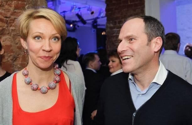 Татьяна Лазарева и Михаил Шац уже давно живут не вместе