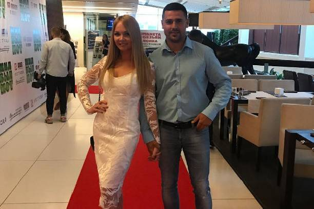 Дарья и Сергей Пынзарь закатили шумную вечеринку для сына