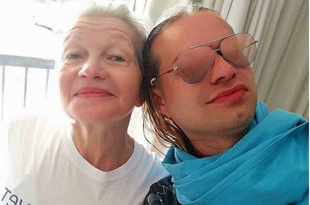 Гоген Солнцев мечтает о ребенке от 70-летней супруги