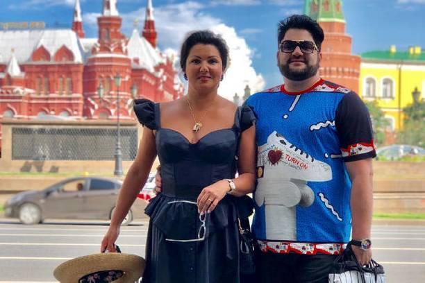 Анна Нетребко и Юсиф Эйвазов не смогут выступить на фестивале из-за тяжелой болезни