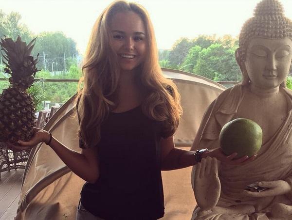 В сети обсуждают неправильный метаболизм Стефании Маликовой