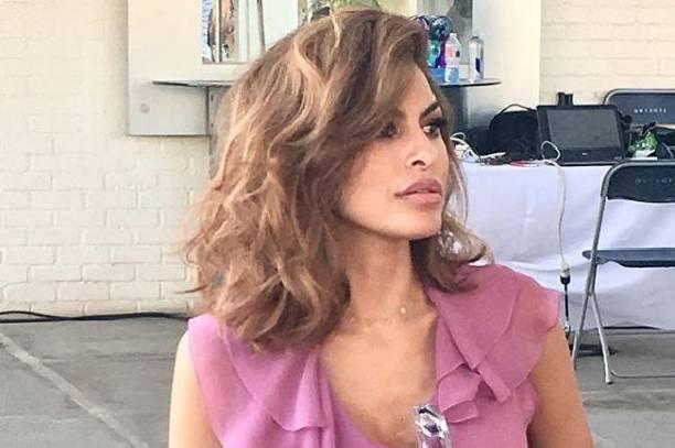 Ева Мендес ожидает появления на свет двойни