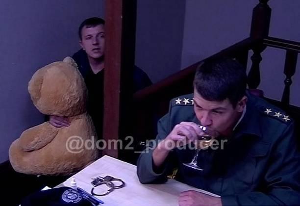 Илья Яббаров устроил разборку с Дмитрием Дмитренко