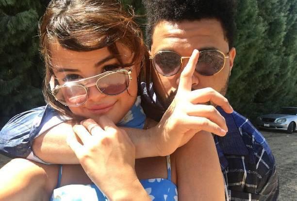 Селена Гомес нарядилась на свидание с The Weeknd
