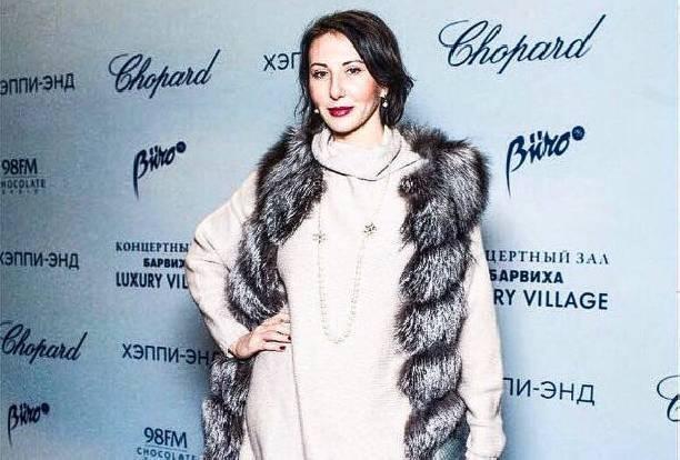 Алика Смехова рассказала о первом альбоме своего сына