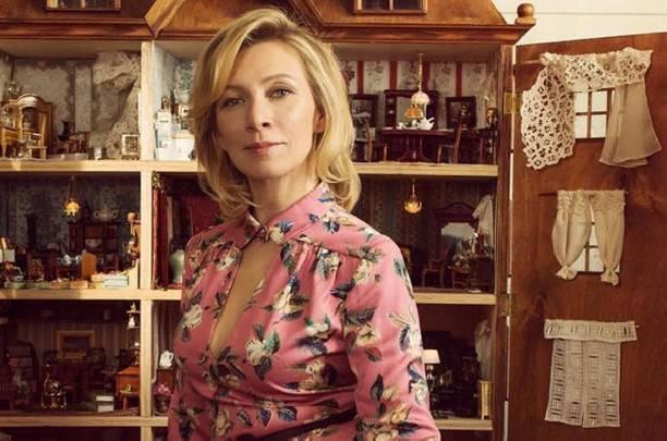 Мария Захарова призналась в странном пристрастии