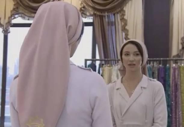 Поклонники обомлели, увидев Ольгу Бузову в национальном чеченском костюме