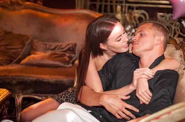 Дмитрий Тарасов и Анастасия Костенко переехали в новый дом
