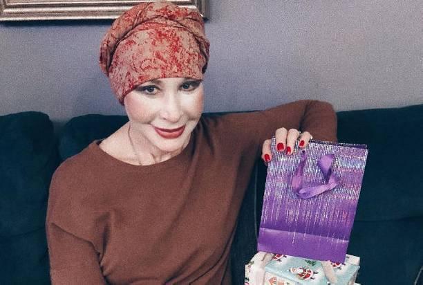 71-летняя Татьяна Васильева показала свою фигуру в купальнике