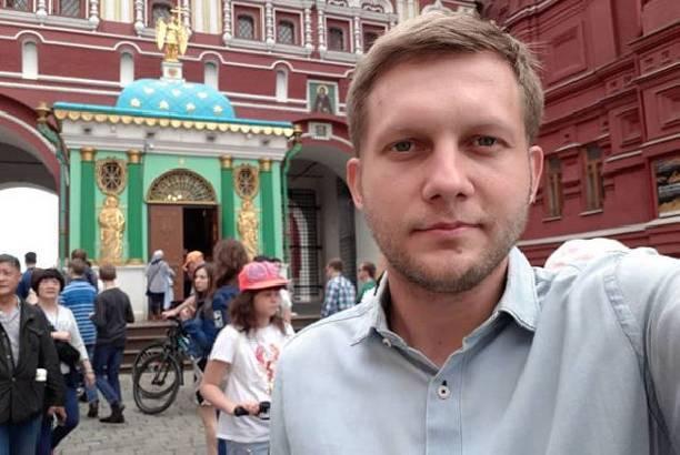 Борис Корчевников восхитил снимком с эффектной блондинкой