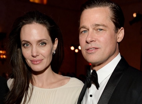 Анджелина Джоли и Брэд Питт появились на обложке Vanity Fair
