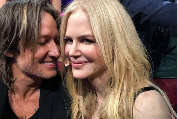 Николь Кидман пришла на концерт мужа назло слухам о разводе