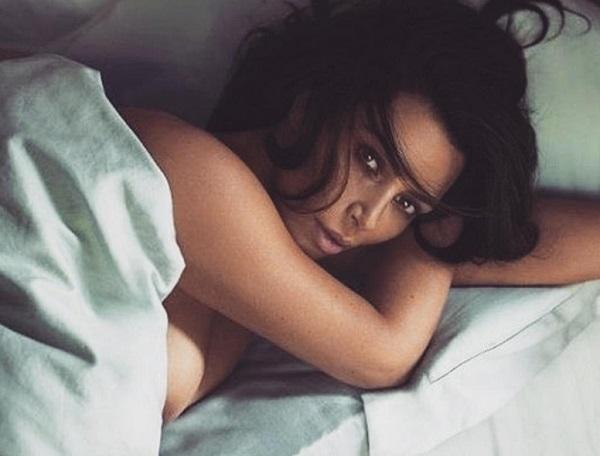 Ким Кардашьян дала воочию насладиться всеми прелестями тела
