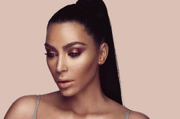 Ким Кардашьян смогла вернуть прежние формы