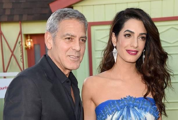 Амаль Клуни довела до слез супруга своими словами о нем