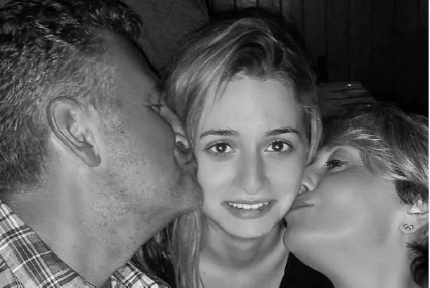 Леонид Агутин несмог спасти дочь от чудовищного урагана «Ирма»