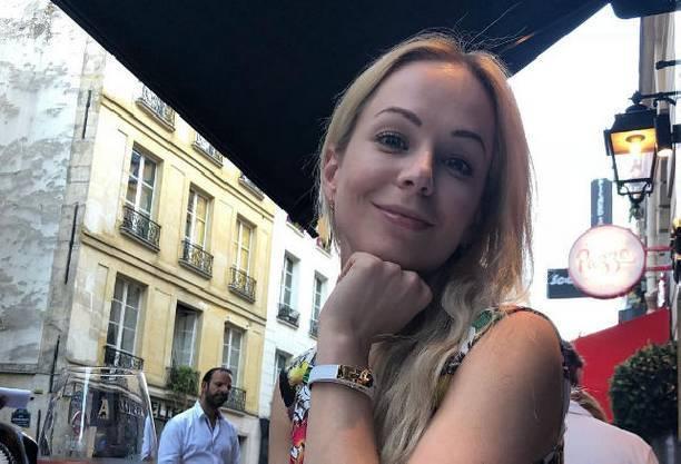 Ирина Медведева связала себя узами брака с иностранцем