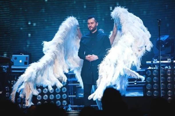 Ираклий Пирцхалава устроил грандиозное шоу на сольном концерте и презентации альбома «Ангелы и демоны»