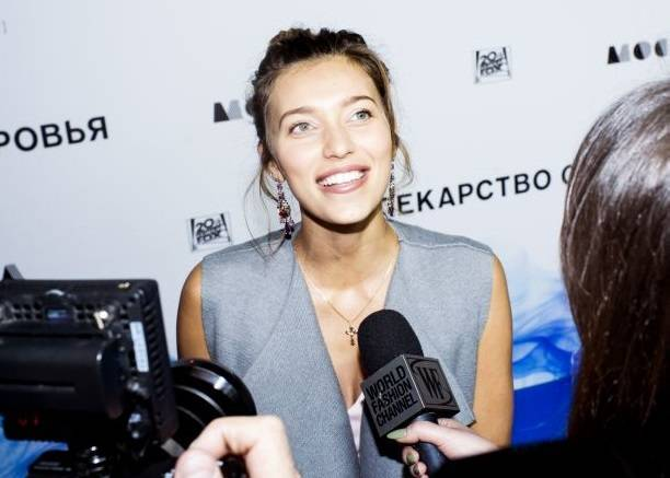 Впервые после замужества Регина Тодоренко появилась на публике с супругом