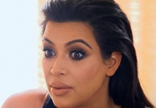 Хакеры обнародовали новые голые селфи Ким Кардашьян