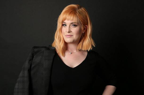 Келли Осборн снова набрала вес
