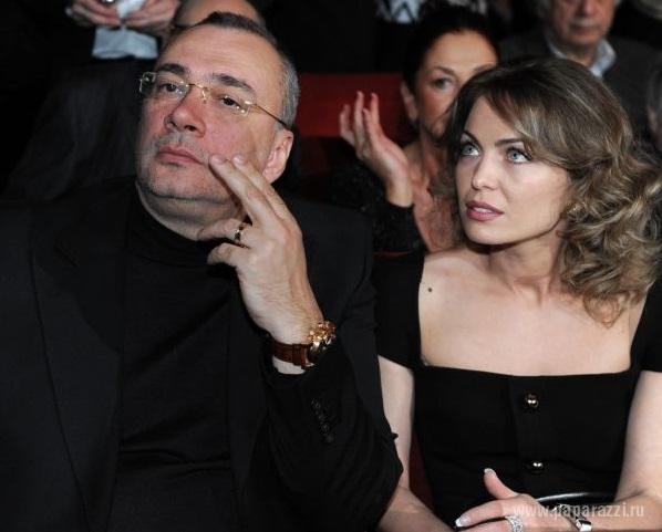 Константин Меладзе еще в июле нашел замену жене Яне