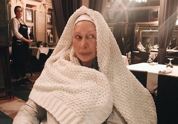 Татьяна Васильева борется с недугом с помощью таблеток