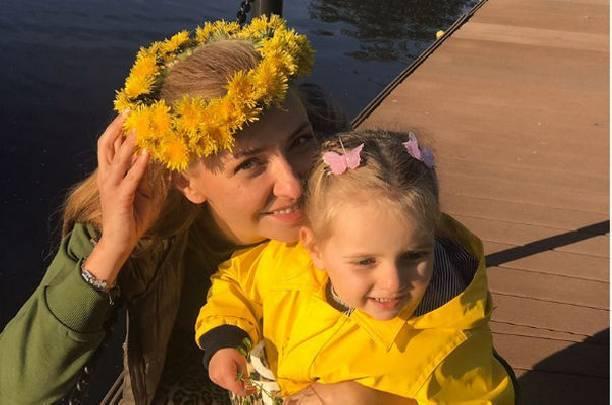 Татьяна Навка устроила дочери шикарный праздник