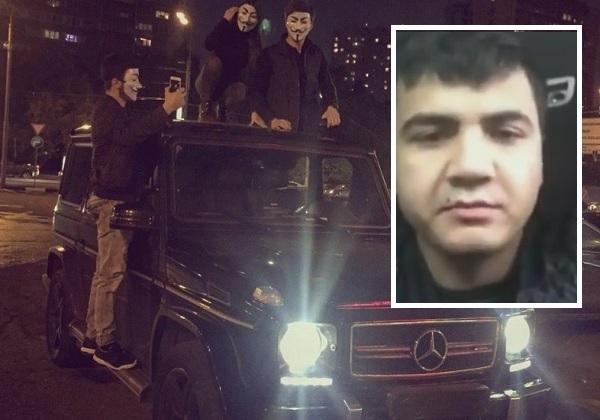 Скандал с беспределом Золотой молодежи на Гелендвагене получил продолжение (видео)