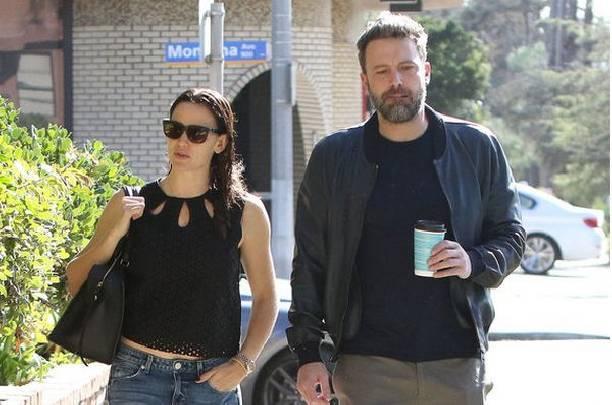 Бен Аффлек и Дженнифер Гарнер воссоединятся ради семейного праздника