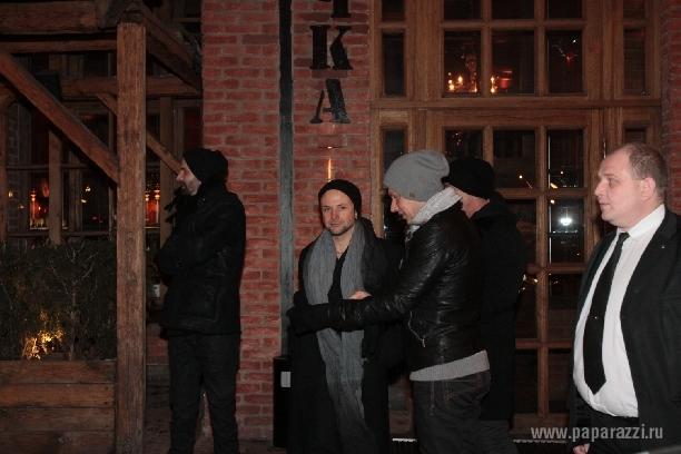 Rammstein в Москве попали в